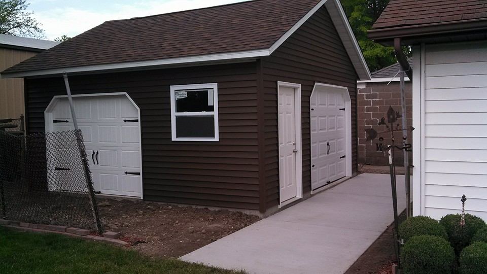 2nd Generation Garage Builders Garage Doors Silvis Moline Il